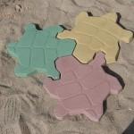 вариант цвета брусчатки черепахи