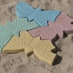 тротуарная плитка бабочки