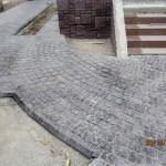 европа -тротуарный камень