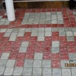 бетонная мозайка в киргизии