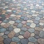 мозайка из брусчатки